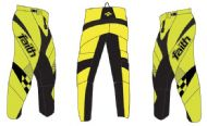 Faith Race Pants Yellow Youth